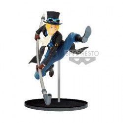 Figurine One Piece Sweet Style Statuette Sabo Banpresto Boutique Geneve Suisse
