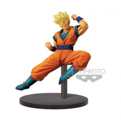 Figur Dragon Ball Chosenshiretsuden Super Saiyan Son Gohan statue Funko Geneva Store Switzerland