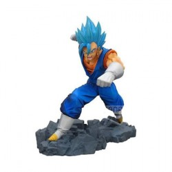 Figuren Dragon Ball Dokkan Battle Super Saiyan God Super Saiyan Vegetto statue Funko Genf Shop Schweiz