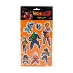 Figur Dragon Ball Magnet pack Set B SD Toys Geneva Store Switzerland