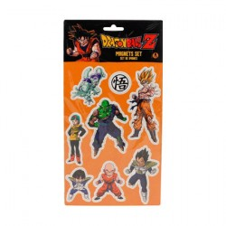 Figurine Dragon Ball pack aimants Set B SD Toys Boutique Geneve Suisse