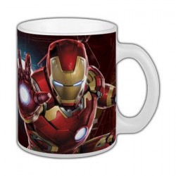 Figur Marvel Avengers Age of Ultron Mug Iron Man Semic Geneva Store Switzerland