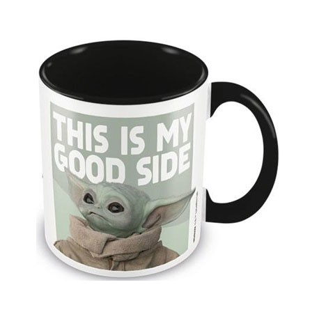Figur Star Wars Baby Yoda The Mandalorian Inner Good Side Mug Pyramid International Geneva Store Switzerland