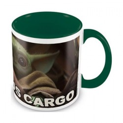 Figur Star Wars Baby Yoda The Mandalorian Coloured Inner Precious Cargo Mug Pyramid International Geneva Store Switzerland