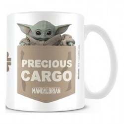Figur Star Wars Baby Yoda The Mandalorian Inner Precious Cargo Mug Pyramid International Geneva Store Switzerland