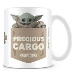 Figurine Tasse Star Wars Baby Yoda The Mandalorian Inner Precious Cargo Pyramid International Boutique Geneve Suisse