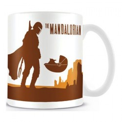 Figurine Tasse Star Wars The Mandalorian This is the Way Pyramid International Boutique Geneve Suisse