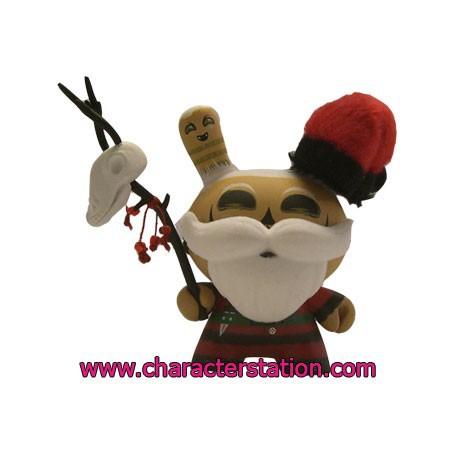 Figur Dunny Santa Barbaja Kidrobot Geneva Store Switzerland