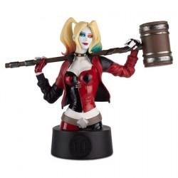 Figurine Buste Harley Quinn 13 cm Eaglemoss Publications Ltd Boutique Geneve Suisse