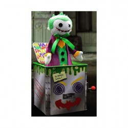 Figur The Joker Music Box Jack in the Box 29 cm Geek X Geneva Store Switzerland