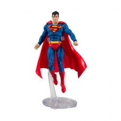 Figurine Superman figurine DC Rebirth 18 cm McFarlane Boutique Geneve Suisse