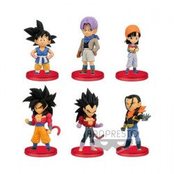 Figurine Dragon Ball Mystery Minis Banpresto Boutique Geneve Suisse