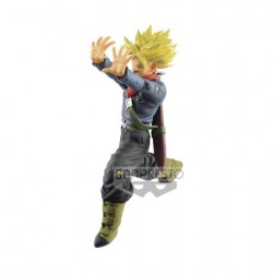 Figur Dragon Ball Super Saiyan Trunks Future Galick Gun statue Banpresto Geneva Store Switzerland