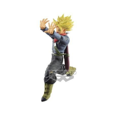 Figur Dragon Ball Super Saiyan Trunks Future Galick Gun statue Banpresto Geneva Store Switzerland