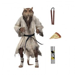 Figurine Les Tortues ninja figurine Splinter Neca Boutique Geneve Suisse