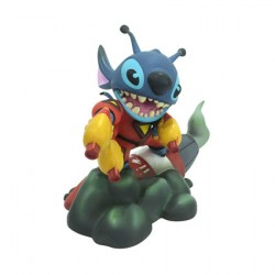 Figur Lilo & Stitch Disney Stitch Statue Enesco Geneva Store Switzerland