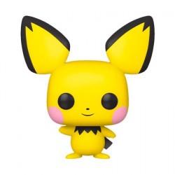 Figurine Pop Pokemon Pichu (Rare) Funko Boutique Geneve Suisse