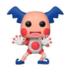 Figurine Pop Pokemon Mr Mime (Rare) Funko Boutique Geneve Suisse