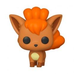 Figurine Pop Pokemon Vulpix (Rare) Funko Boutique Geneve Suisse