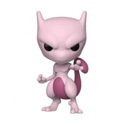 Figuren Pop Pokemon Mewtwo (Rare) Funko Genf Shop Schweiz