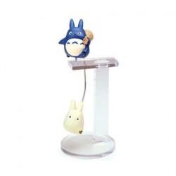 Figurine Mon Voisin Totoro figurine en équilibre Medium Totoro & Small Totoro 15 cm Benelic - Studio Ghibli Boutique Geneve S...