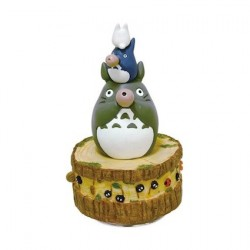 Figur My Neighbor Totoro Music Box Totoro's Band 21 cm Benelic - Studio Ghibli Geneva Store Switzerland