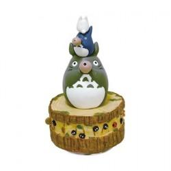 Figurine Mon voisin Totoro boite à musique Totoro's Band 21 cm Benelic - Studio Ghibli Boutique Geneve Suisse