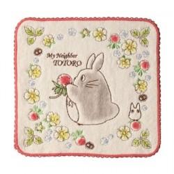 Figurine Mon voisin Totoro Serviette de Toilette mains Wild Strawberries 25 x 25 cm Benelic - Studio Ghibli Boutique Geneve S...