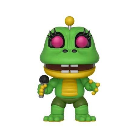 Figur Pop Five Nights at Freddy's Pizza Sim Happy Frog Funko Geneva Store Switzerland