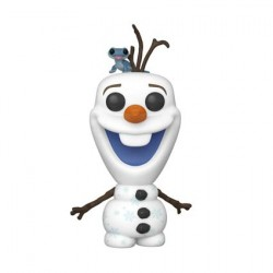 Figur Pop Disney Frozen 2 Olaf with Bruni Funko Geneva Store Switzerland