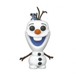 Figuren Pop Disney Die Eiskönigin 2 Olaf mit Bruni Funko Genf Shop Schweiz
