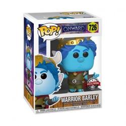 Figuren Pop Disney Onward Barley Lightfoot in Warrior Outfit Limitierte Auflage Funko Genf Shop Schweiz