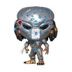 Figur Pop Predator with Electric Blue Armour Limited Edition Funko Geneva Store Switzerland
