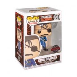 Figur Pop Fullmetal Alchemist King Bradley Limited Edition Funko Geneva Store Switzerland