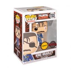 Figurine Pop Fullmetal Alchemist King Bradley Chase Edition Limitée Funko Boutique Geneve Suisse
