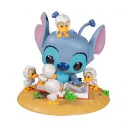 Figur Pop Disney Stitch with Ducks Deluxe Limited Edition Funko Geneva Store Switzerland
