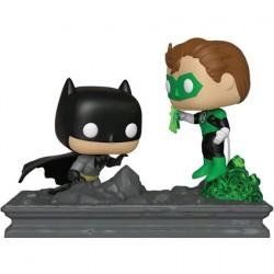 Figur Pop Green Lantern & Batman Jim Lee Movie Moment Limited Edition Funko Geneva Store Switzerland
