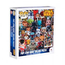 Figuren Star Wars Pop Puzzle Funko Genf Shop Schweiz