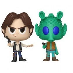 Figur Star Wars pack 2 figurines Han Solo & Greedo 10 cm Geneva Store Switzerland