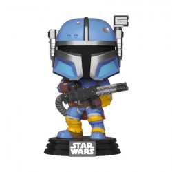 Figurine Pop Star Wars The Mandalorian Heavy Infantry Funko Boutique Geneve Suisse