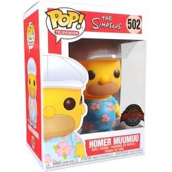 Figuren Pop The Simpsons Homer in Muumuu Limitierte Auflage Funko Genf Shop Schweiz