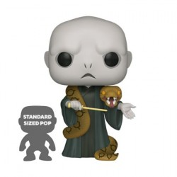 Figurine Pop 25 cm Harry Potter Voldemort avec Nagini Funko Boutique Geneve Suisse
