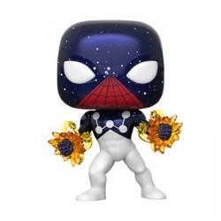 Figuren Pop Spider-Man Captain Universe Limitierte Auflage Funko Genf Shop Schweiz