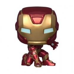 Figurine Pop Marvel's Avengers (2020) Iron Man Funko Boutique Geneve Suisse