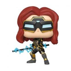 Figurine Pop Marvel's Avengers (2020) Black Widow Funko Boutique Geneve Suisse