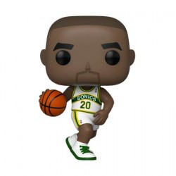 Figurine Pop NBA Basketball Gary Payton Seattle Supersonics Funko Boutique Geneve Suisse