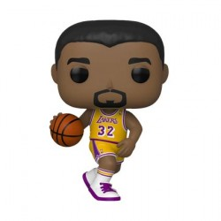 Figurine Pop NBA Basketball Magic Johnson L.A. Lakers Funko Boutique Geneve Suisse