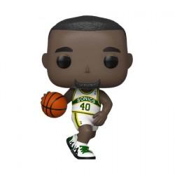 Figurine Pop NBA Basketball Shawn Kemp Seattle Supersonics Funko Boutique Geneve Suisse