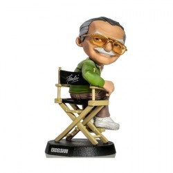 Figurine Stan Lee figurine 14 cm Iron Studio Boutique Geneve Suisse