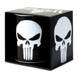 Figur Marvel Comics mug Punisher Paladone Geneva Store Switzerland